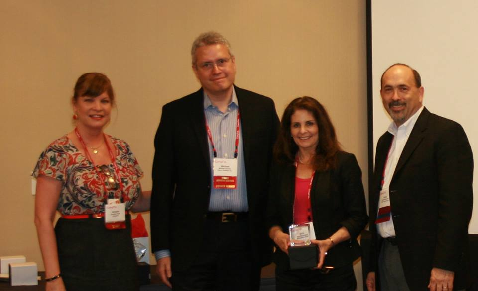 CompTIA Advisory Council Recognition: Connecting, Collaborating & Advancing the (IT) industry