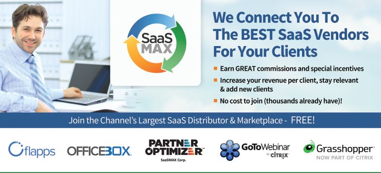 SaaSMAX Brings Leading Providers of Communication & Collaboration Software Products to Cloud Partners Conference 2015: Boston