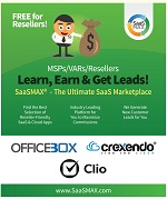 SaaSMAX Brings Top-Rated Cloud Software Products as Silver Sponsor to ChannelPro SMB Forum 2015: Chicago