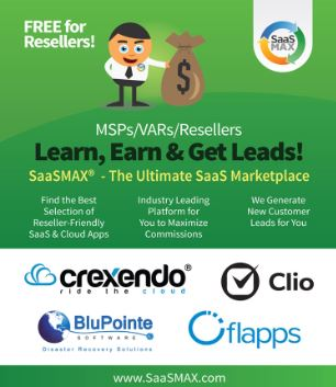 SaaSMAX Brings Leading Providers of Software as a Service (SaaS) and Disaster Recovery as a Service (DRaaS) to Solution Providers at ChannelPro SMB Forum 2015: New York/New Jersey Metro