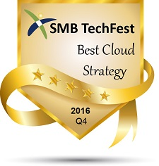 SMB TechFest - 2016 Q4 Best Cloud Strategy