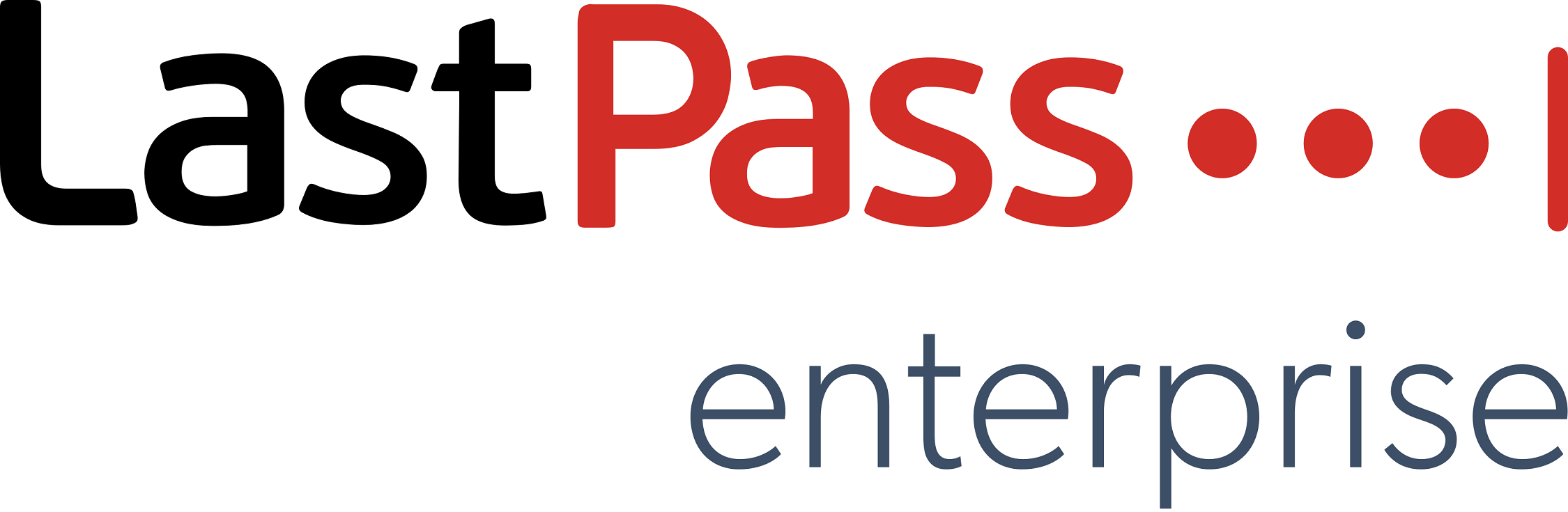 LastPass Enterprise Logo